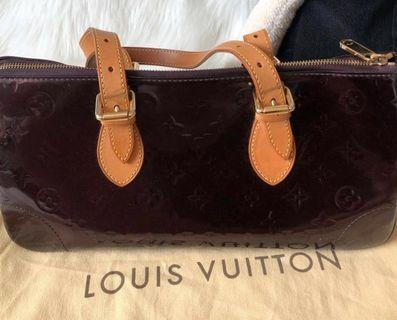 100% Authentic Louis Vuitton Rosewood Avenue Tote Bag