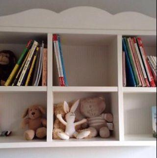 🚚 Hemsvik Wall Shelf (ideal as children's nursery furniture)