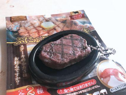 日本彷真軟軟牛扒squishy