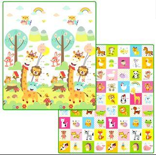 Baby play mat floormat large size 200cm x 180cm x 1cm