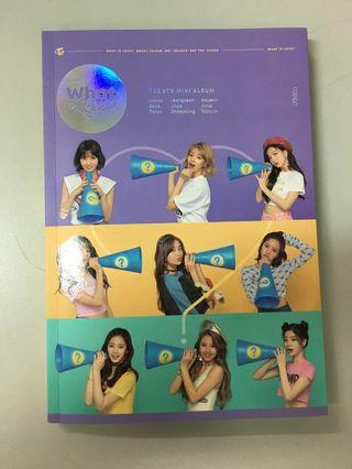 🚚 Twice 5th Mini Album - What is love?