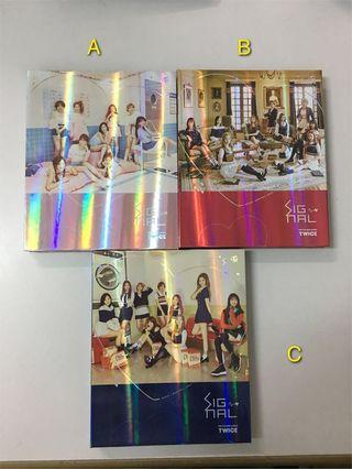 🚚 Twice 4th Mini Album - Signal