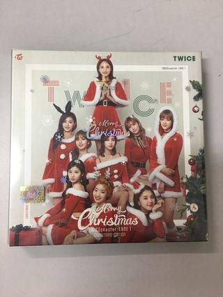 Twice - TwiceCoaster Lane 1 (Christmas Edition)