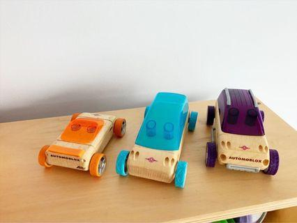 🚚 Preloved Designer Toy Cars, Automoblox