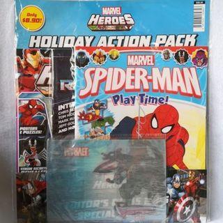 Magazine - Spiderman