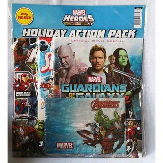 Magazine - Guardians of Galaxy