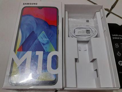Jual box Samsung M10