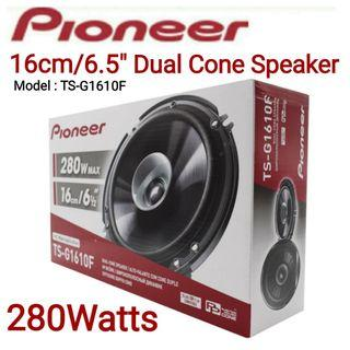 """👍👍Most affordable 16cm/6.5"""" Dual Cone Speakers.Model :TS-G1610F (Comes in a pair- Brand new in box with sealed)"""
