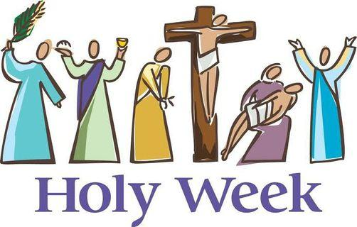 On Holy Week Leave