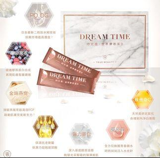 Dreamtime finest collagen powder acne pimples scar