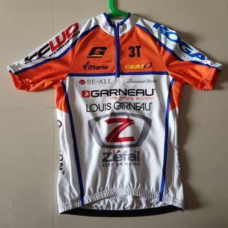 Louis Garneau Cycling Jersey Size M