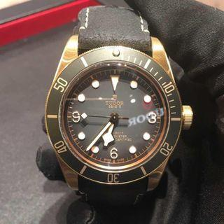 TUDOR BLACK BAY BRONZE NEW 2019 MODEL BNIB