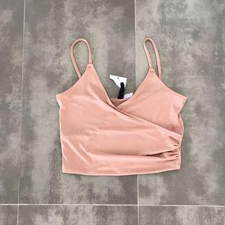 Brand new H&M Cropped Cami