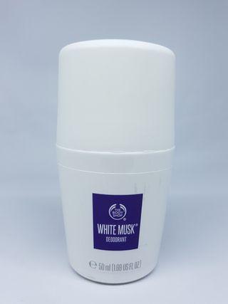 The Body Shop White Musk Deodorant 50ml Original