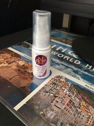 Erase Sunblock Cream