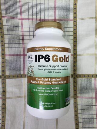IP6 Gold 抵抗支持配方 240粒