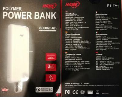 Hame Quick Charger 3.0 Power Bank