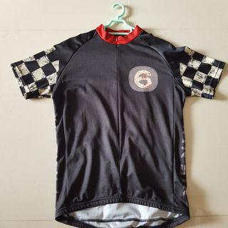 SixSixOne Grease Glory Cycling Jersey Small