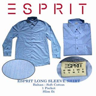 Esprit Long sleeve button down