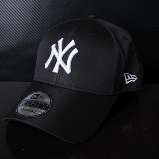 Topi NEW ERA 9forty NY black hitam Ripstop anti air polyester