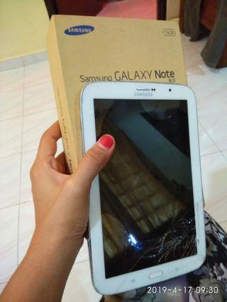 Samsung Galaxy note 8.0 #spareforfix