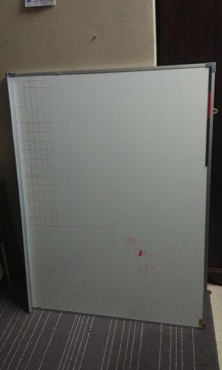 White board magnetic 3' X 4'