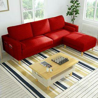 Maverick L Shape Sofa
