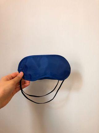 藍色眼罩blue eye mask eyepatch