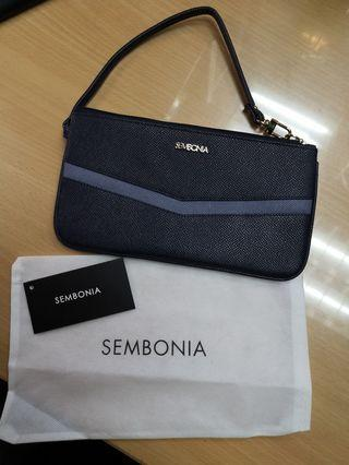 💯 Authentic SEMBONIA Wristlet