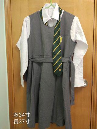 冬季校服一套 畢業放售