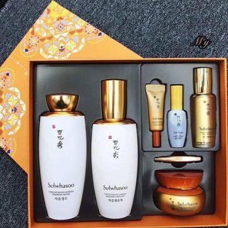 Sulwhasoo Concentrated Ginseng 雪花秀滋陰生人參套裝