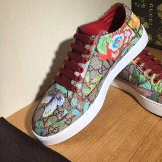 BNIB Authentic Gucci Tian Supreme Sneakers
