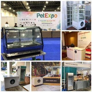 ❤️ One stop refrigeration equipments for Rent!