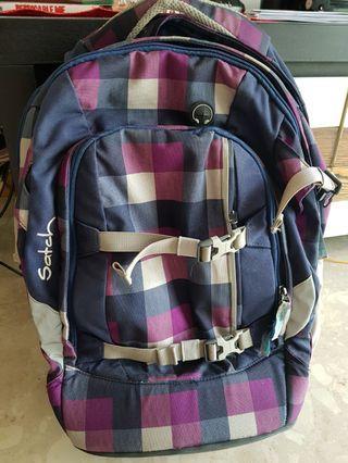 Satch Ergonomic backpack