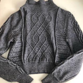 Knitwear Turtle-Neck Sweater