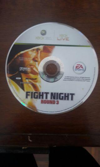 X box fight night round 3