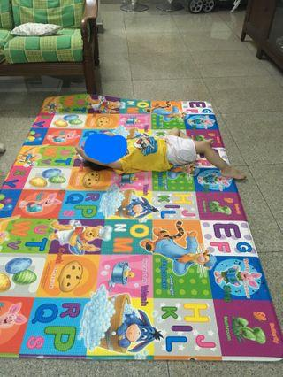 Parklon PVC double sided playmat
