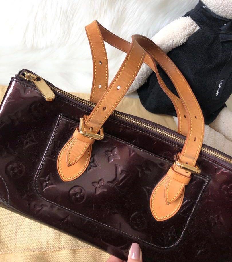 100% Authentic Louis Vuitton Rosewood Avenue Tote Bag