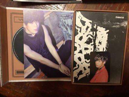 🚚 WTS VIXX CHAINED UP ALBUM FREEDOM VER HONGBIN FULL SET