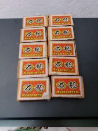 石龍火柴十盒
