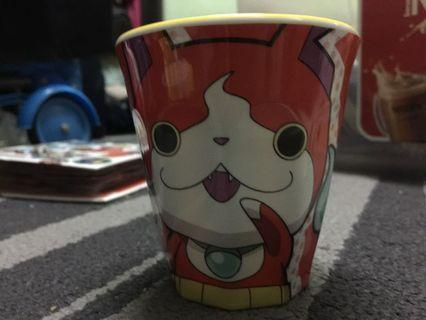 Original jibanyan yokai watch cup