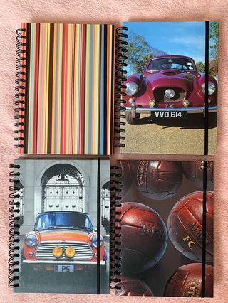 Paul Smith Note Book