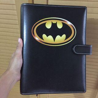 Binder Batman