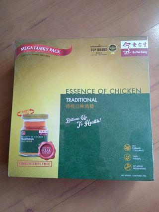 🚚 BNIB Eu Yan Sang Essence Of Chicken (12 x 70g)