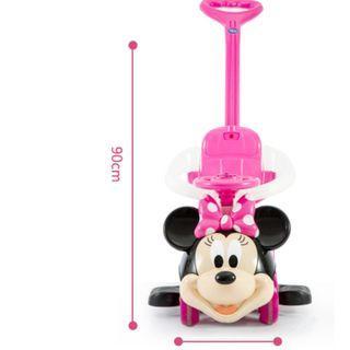 Disney Mickey Mouse | Push Car Walker | Toddler & Kids | 2 in 1