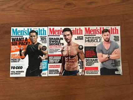 🚚 Men's Health Magazine