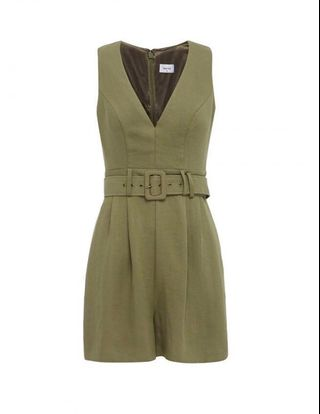 b98bc0c150 Sheike  Milly  Playsuit in Khaki