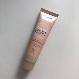 [Authentic] New Maybelline Dream Velvet (Ivory/Nude)
