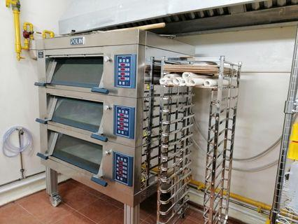 Commercial Oven for Artisan Bread