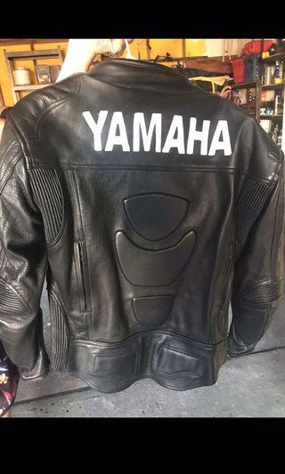 Yamaha bike jacket